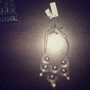 Chico's Catina convertible necklace NWT